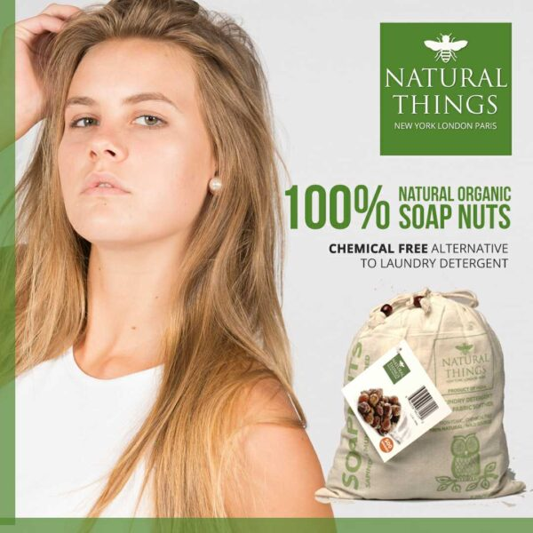 Natural Things Organic Soap Nuts