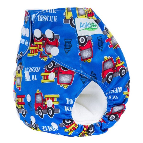 Reusable Baby Diapers Wholesale Organic Eco Friendly Cloth Diapers Teen Baby Boy Cotton Cloth Pants Diaper R14 2