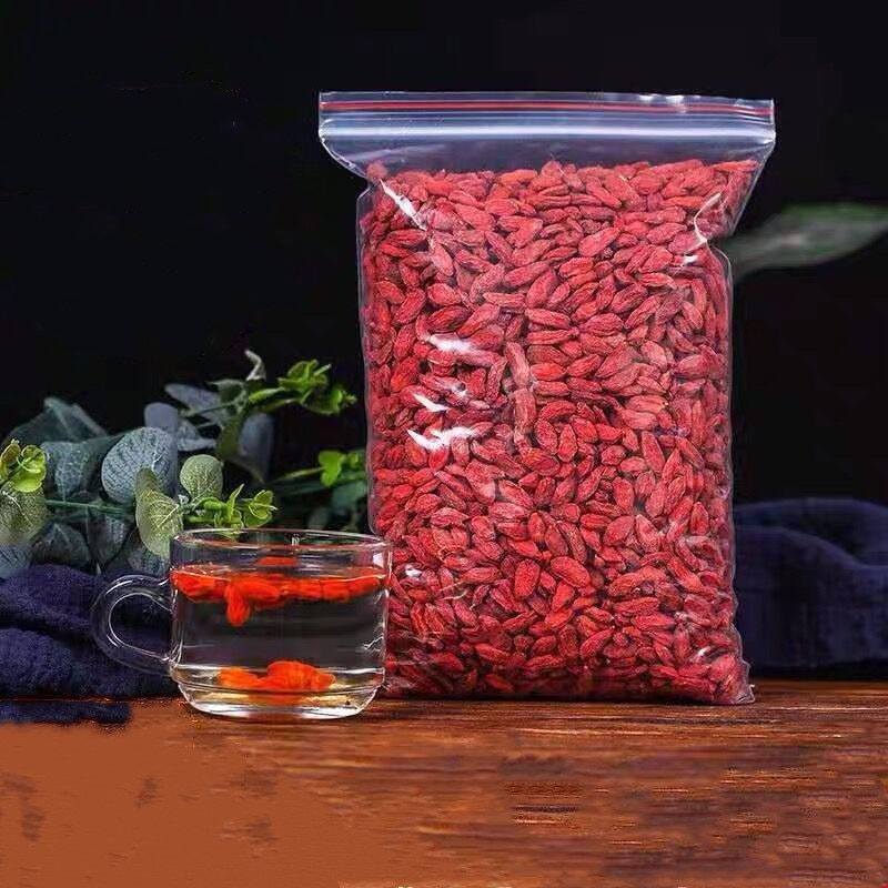 Organic Goji Berry Dried Wolfberry tea Berries Kidney tonifying Improving sexual ability 1