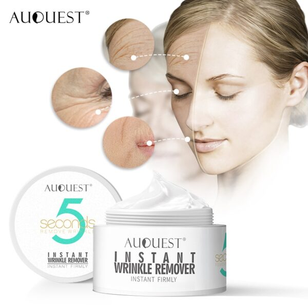 AuQuest Face & Neck Firming Cream Skin Lifting Wrinkle Removal Cream Woman Beauty Face Cream Skin Care 2