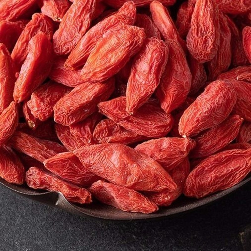 Organic Goji Berry Dried Wolfberry tea Berries Kidney tonifying Improving sexual ability 6