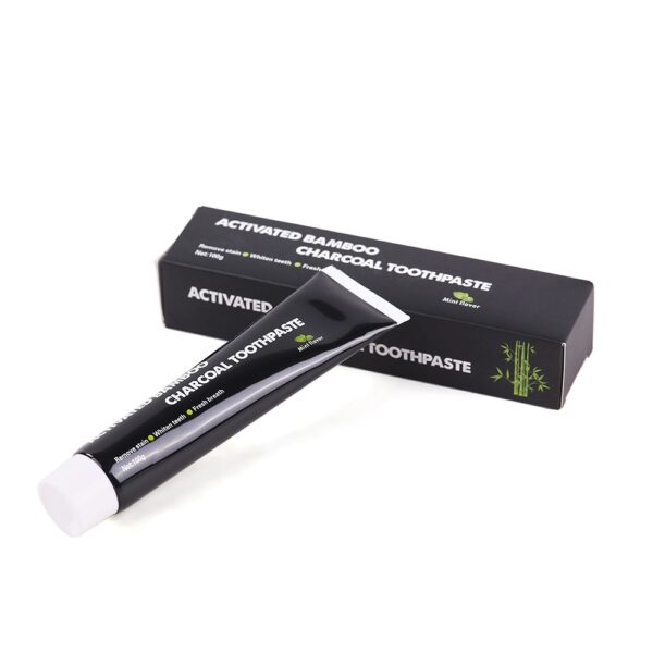 2 boxes Tooth Care Bamboo Natural Activated Charcoal Teeth Whitening Toothpaste Oral Hygiene Dental oral cleaning 2