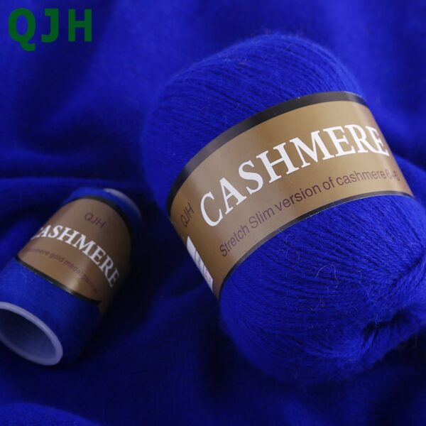 900g/lot 100% Pure Cashmere Yarn Hand Knit Wool Ball knitting Wool Yarn For Hand Knitting Yarn For Crocheting 2