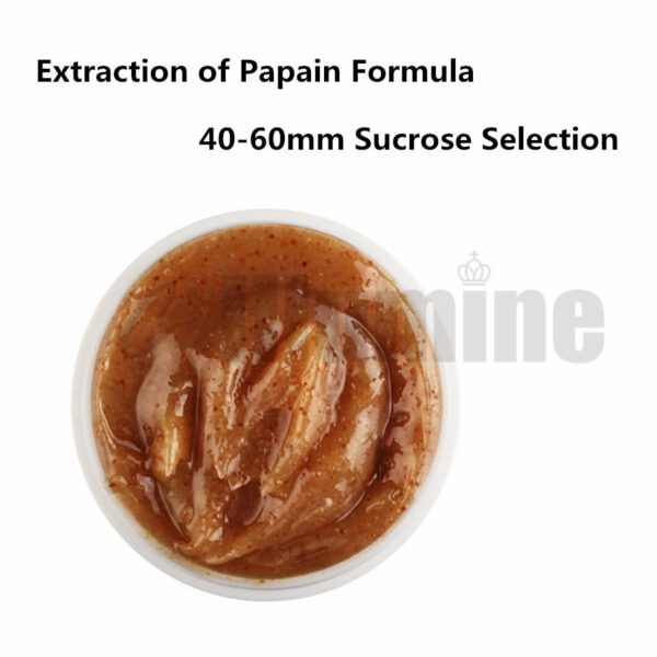 1000g Facial Body Scrub Cream Brown Sugar Papaya Body Exfoliation Chicken Skin Removal Follicular 2