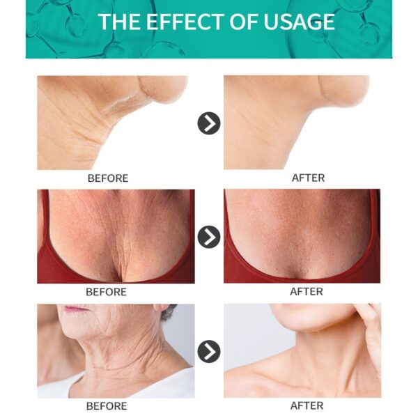 AuQuest Face & Neck Firming Cream Skin Lifting Wrinkle Removal Cream Woman Beauty Face Cream Skin Care 5