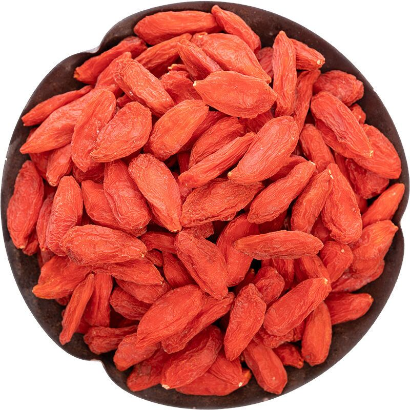 Organic Goji Berry Dried Wolfberry tea Berries Kidney tonifying Improving sexual ability 2